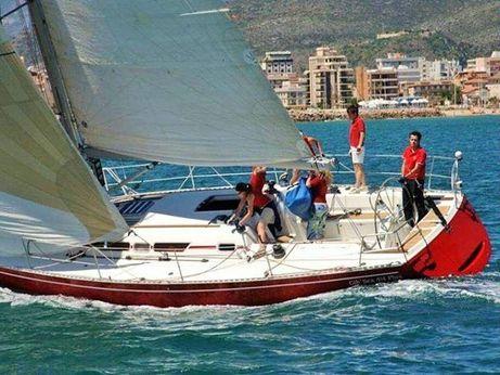 1996 Gib Sea 41.4