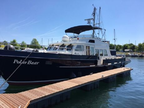 2003 Altena Blue Water Trawler '48