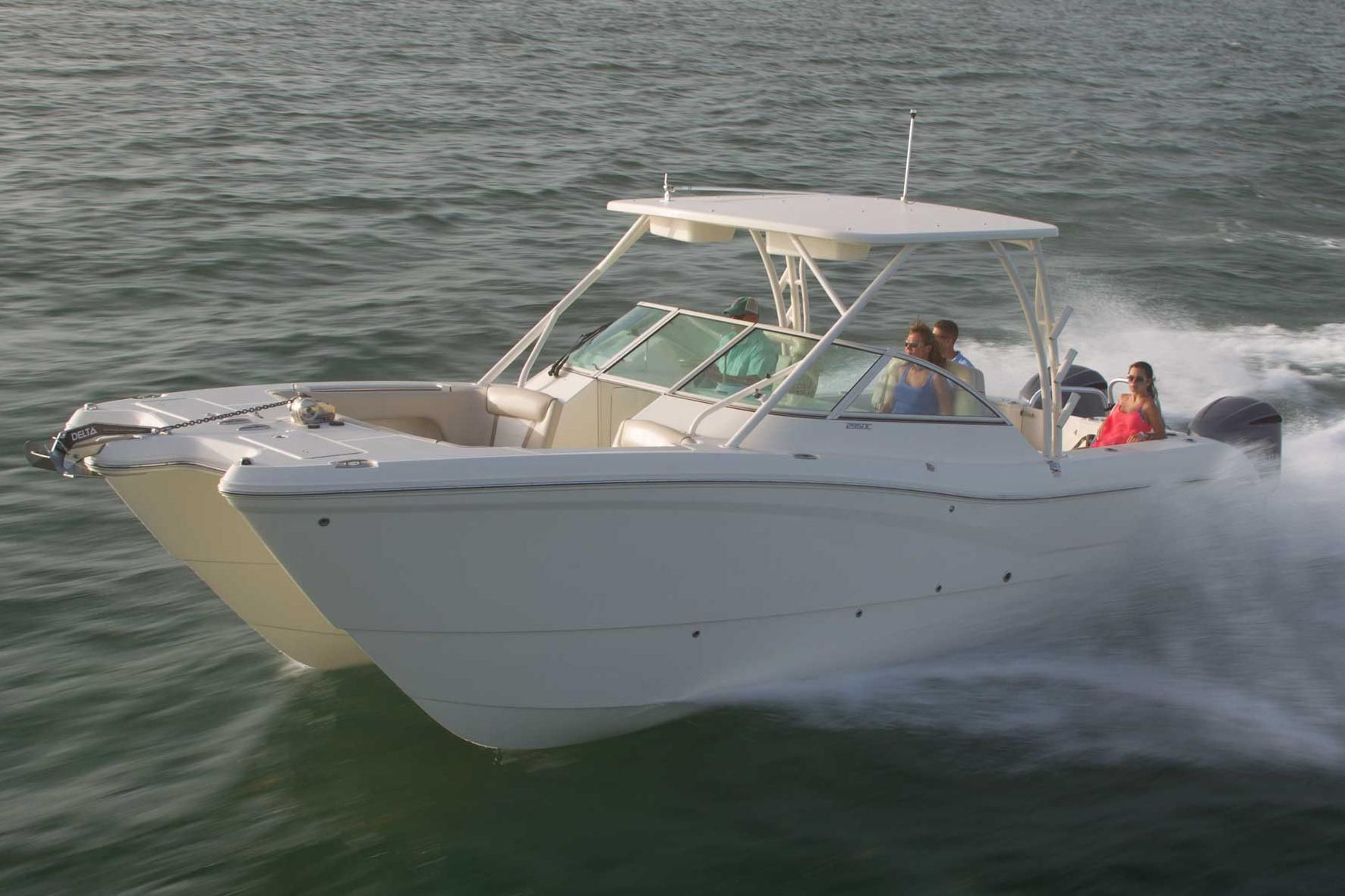 2016 world cat 295 dc power boat for sale for Wildwood fishing charters