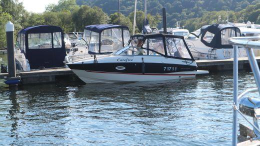 2015 Bayliner 642 Cuddy