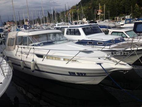 2000 Marex 290 Sun Cruiser