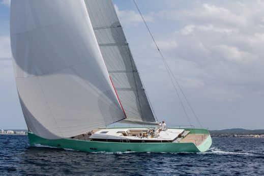 2015 Michael Schmidt Yachtbau Brenta 80