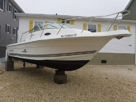 2004 Wellcraft 22 Walkaround
