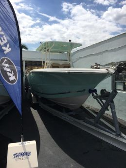2017 Key West 281CC Billistic