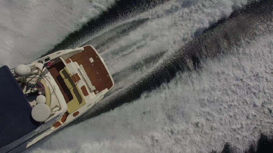 2008 Cranchi Atlantique 50 Yacht for sale in San Pedro