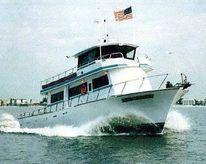 1992 Bonner Charter Boat