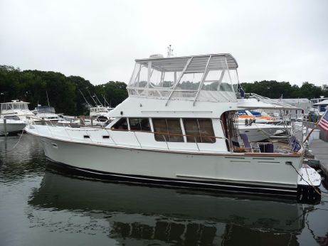 1985 Mikelson 42 Flybridge