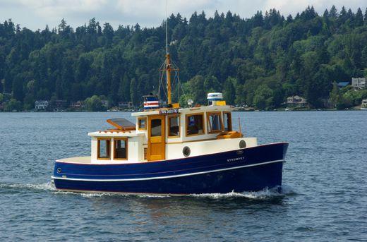 1982 Nordic Tug 26