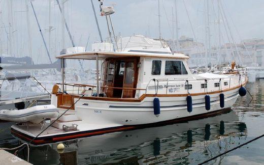 2002 Menorquin 160