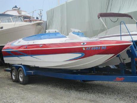 2009 Cougar MTR27