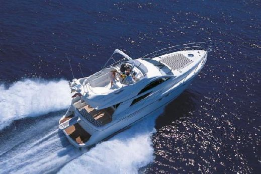 2002 Fairline Phantom
