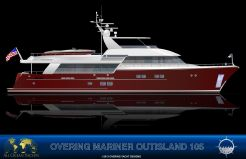 2017 All Ocean Yachts Expedition Yacht