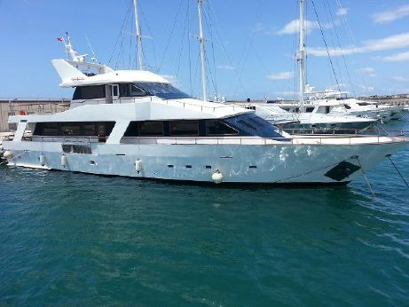 1992 Liberty Marine 28M Steelyacht