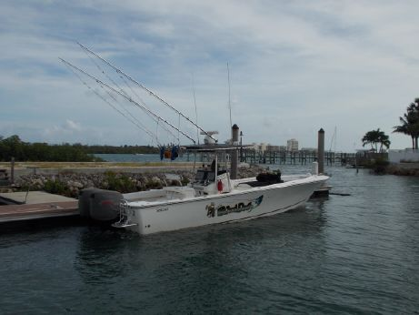 2002 Seacraft SC32 Master Angler