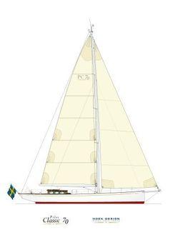 2012 Marstrand Yachts 68 Classic