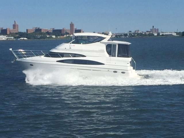 2001 Carver 466 Motor Yacht Power Boat For Sale - www yachtworld com