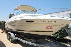 2001 Sea Ray 215 Express Cruiser
