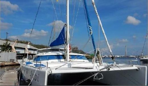 2001 Fountaine Pajot Marquises 56