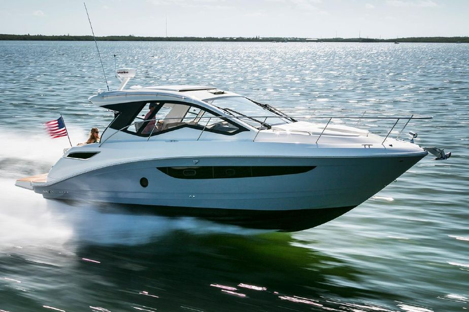 2018 Sea Ray Sundancer 350 Coupe Power Boat For Sale Www