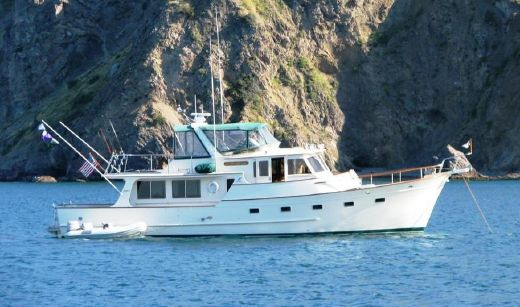 1991 Fleming Pilothouse Motor Yacht