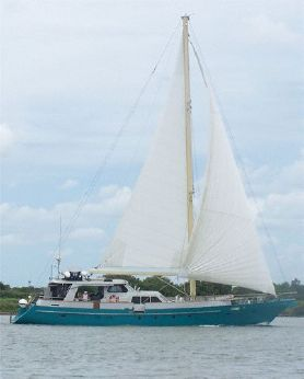 1994 Don Brooke Pilothouse Motorsailer