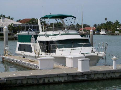 1986 Bluewater Coastal Cruiser 51