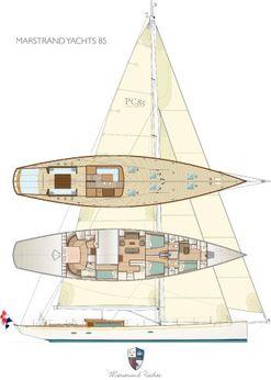 2011 Marstrand Yachts 85 Classic