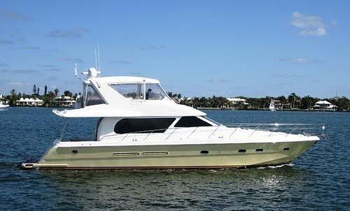 2002 Horizon Motor Yacht