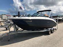 2018 Sea Ray 21 SPX