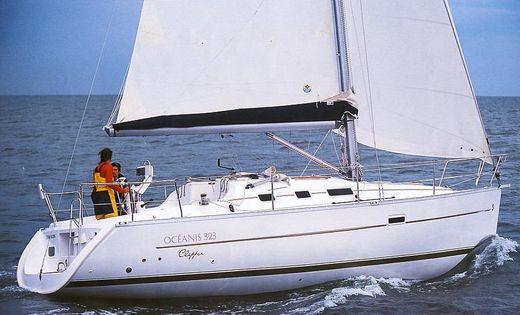 2003 Beneteau 323