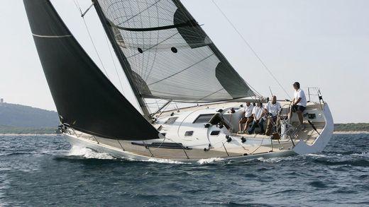 2008 Comar Yachts COMET 41 S