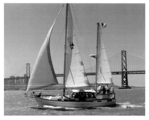 1983 Nauticat 38