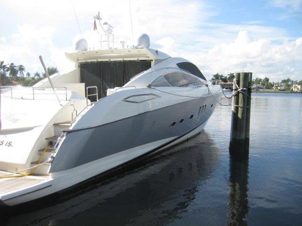 82' Sunseeker Predator for sale