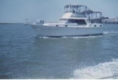 1986 Mainship Double Cabin
