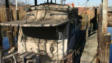 1971 Burns Craft 35 Houseboat