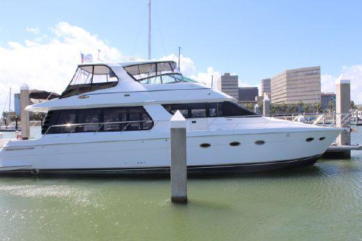 2003 Carver Yachts 570 Sky Lounge