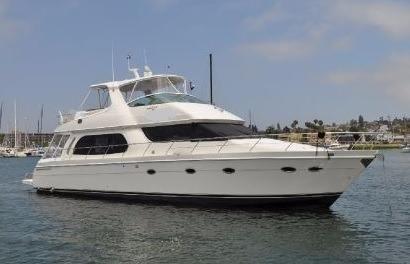 2005 Carver 1 560 Voyager