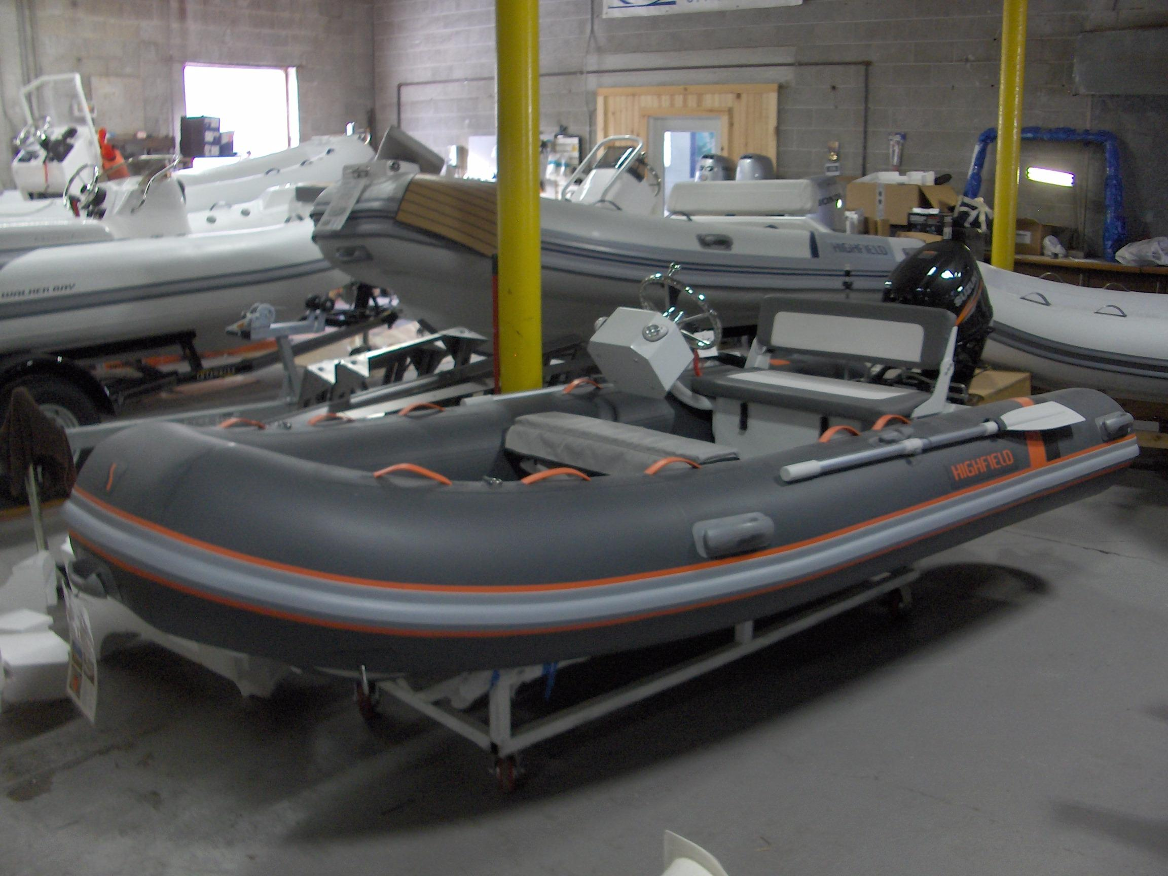 2017 Highfield Classic 380 Power New And Used Boats For Sale
