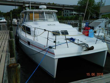 2001 Endeavour Catamaran Trawlercat 36