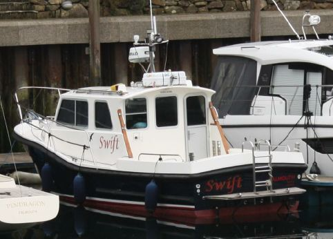 2002 Mitchell 28 Sea Warror