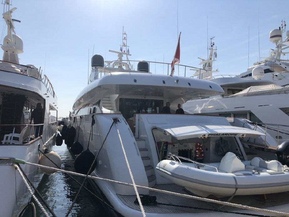 2005 maiora 38 m