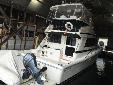 2001 Riviera 43 Open Flybridge