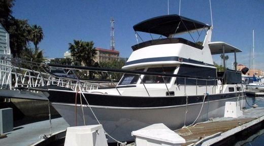 1983 Californian 38 Motor Yacht