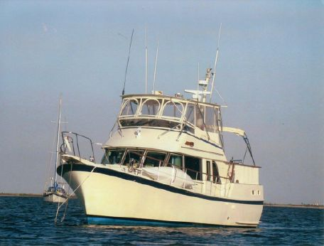 1980 Hatteras 42 Long Range Cruiser