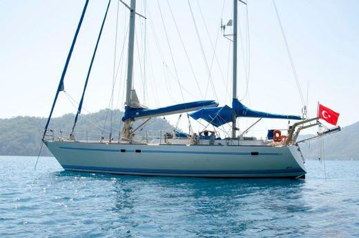 1985 Van De Stadt 49 Sailing Ketch Van De Stadt 49 Ketch Custom