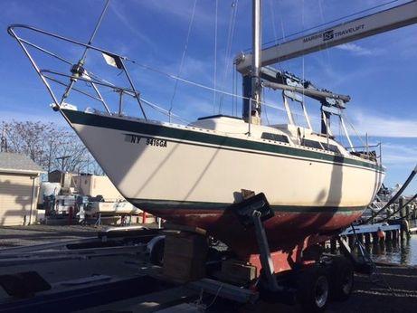 1977 Columbia Yacht 27