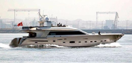 2009 Noble Yachts Golden