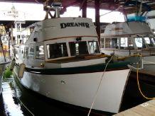 1964 Marco Shipyard Trawler