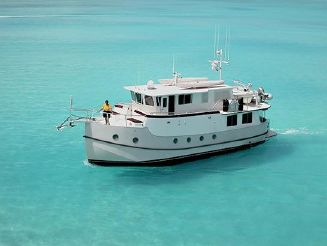 2004 Mirage Great Harbour 47 Trawler