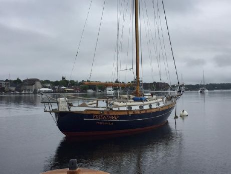 1981 Union Yacht 36